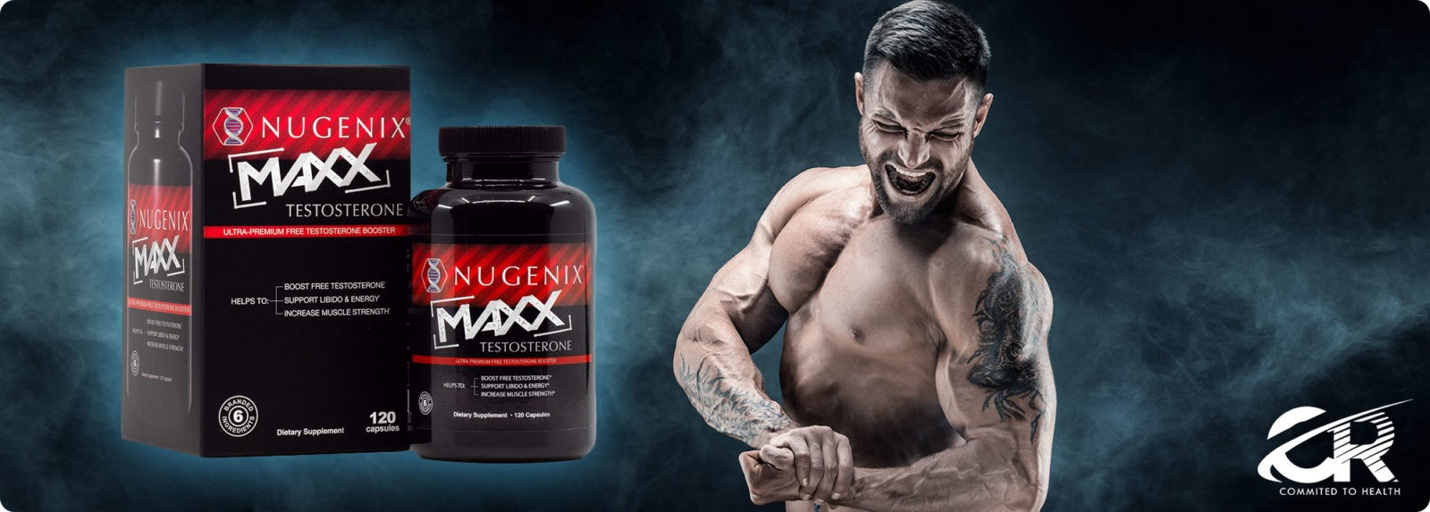 Is Nugenix Maxx Legal steroid?